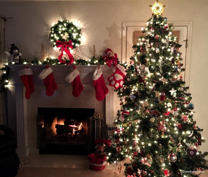 Christmas tree 2015 - Lizventures