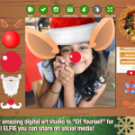 ElfLive App – A Visit From a Real Elf!