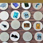 DIY Star Wars Memory Game + #FandangoFamily $100 GC Giveaway