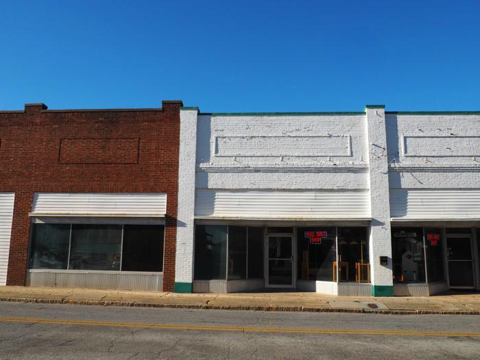 Uptown Greenville | Olympus PEN E-PL7