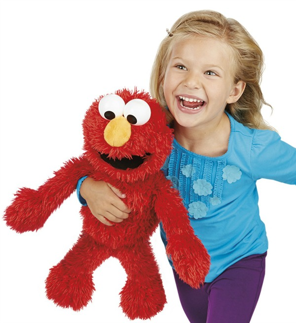 Play All Day Elmo - Kmart Fab 15