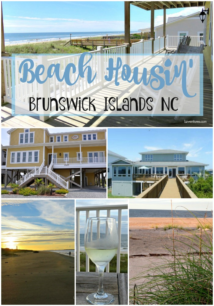 Beach Houses in Brunswick Islands NC