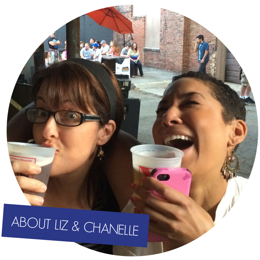 Liz and Chanelle | Lizventures.com