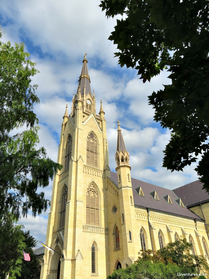 Notre Dame Sacred Heart Basilica