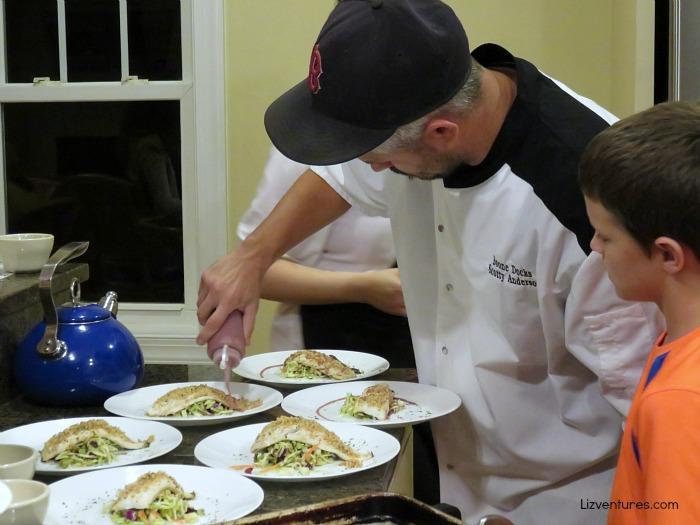 Scotty Anderson - Boon Docks Restaurant Chef