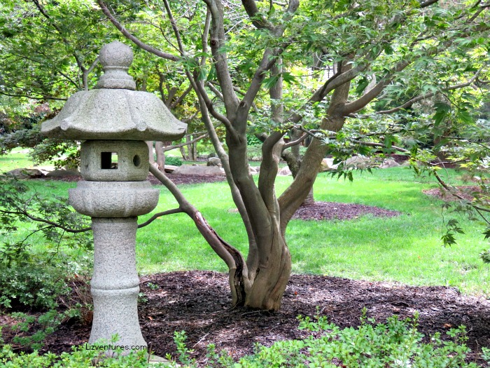 Shiojiri Niwa Japanese Gardens in Mishawaka Indiana