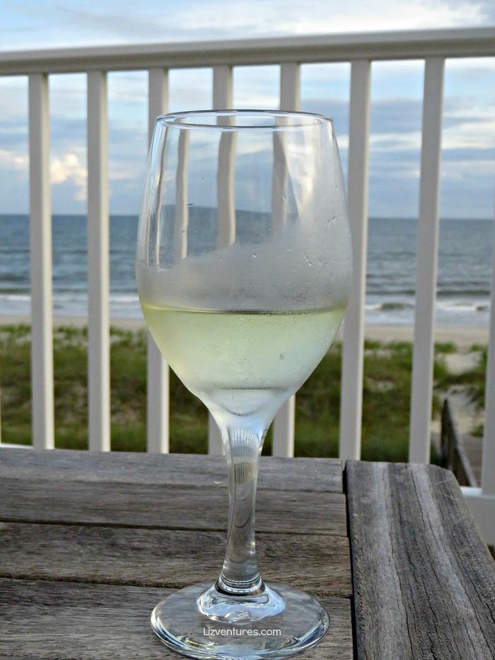 wine - Holden Beach