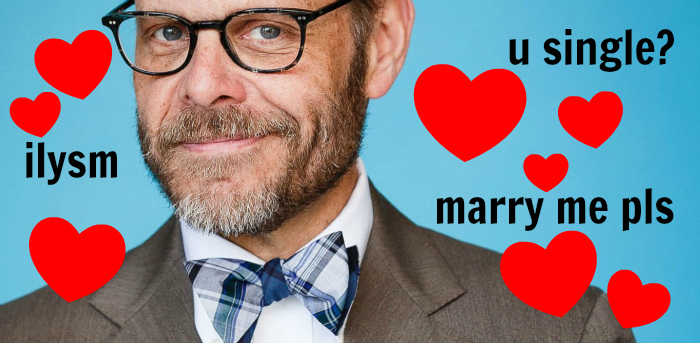 Alton Brown Good Eats Netflix