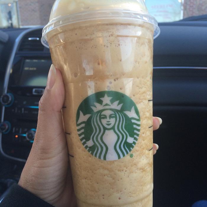 Starbucks blendicano