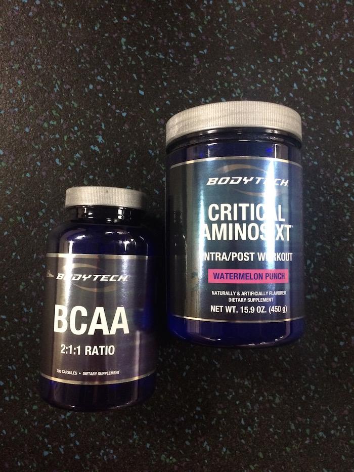 Bodytech aminos BCAA