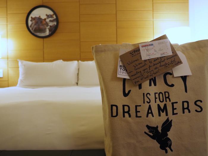 Cincinnati gift bag