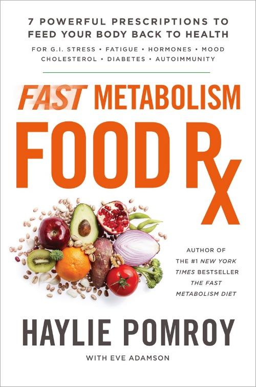 Fast Metabolism Food Rx - Haylie Pomroy