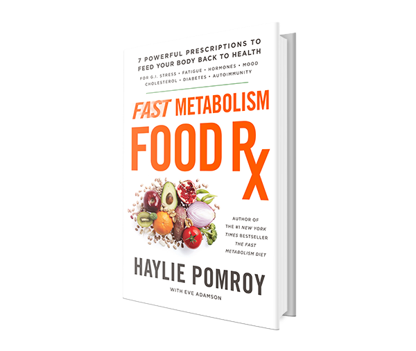 Fast Metabolism Food Rx book