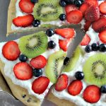 Fruit Pizza Pancake