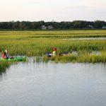 Marsh Melodies – Kickin' Back in a Kayak