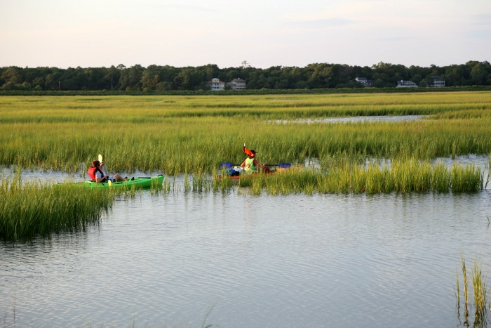 Marsh Kayak Adventure - NCBI