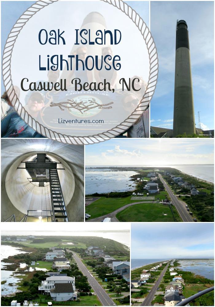 Oak Island Lighthouse Caswell Beach NC