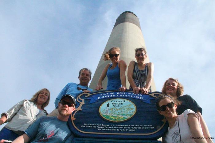 Oak Island Lighthouse - Caswell Beach NC