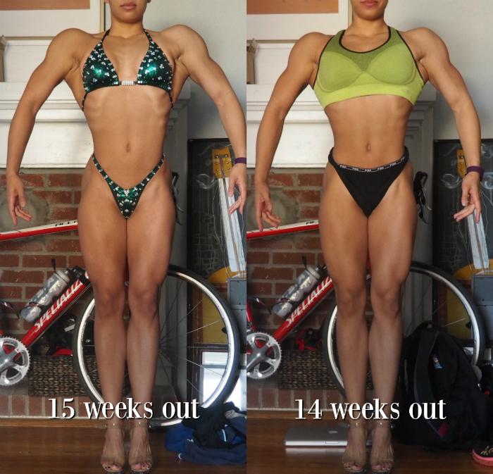Pro Prep Diaries 15-14 weeks
