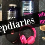 Pro Prep Diaries: What's in My Gym Bag?