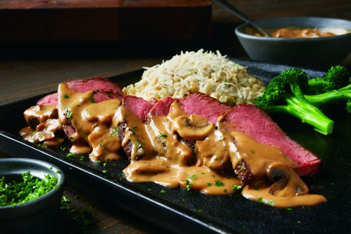 Roasted Sirloin Risotto - Outback Steakhouse