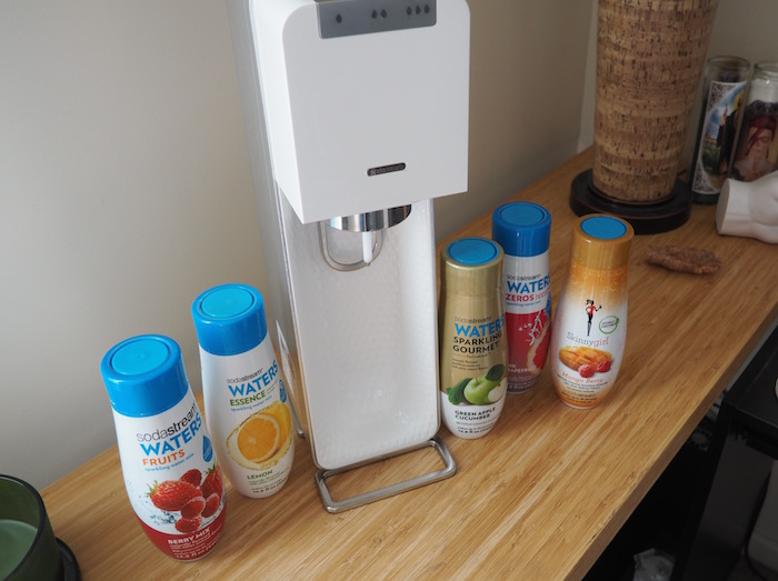 SodaStream Source Metal
