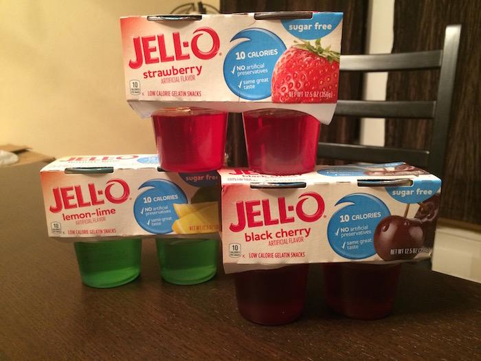 Sugar free Jello