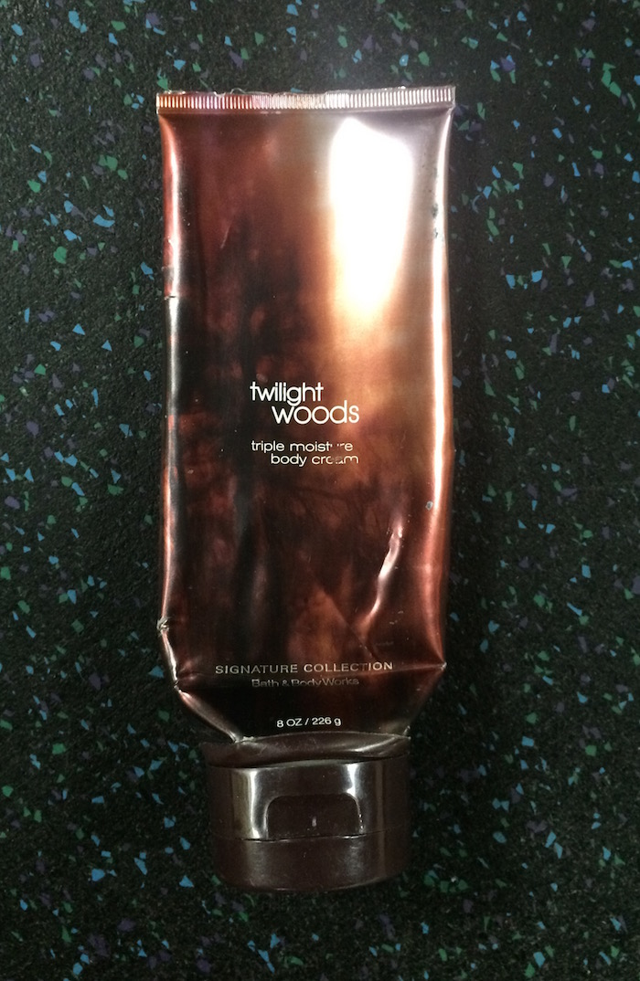 Twilight Woods Body Cream