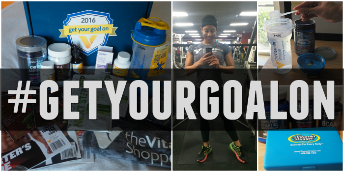 Vitamin Shoppe #getyourgoalon