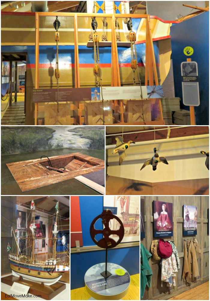 Adventure Museum at Roanoke Island Festival Park