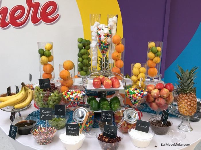 Eggo Experience - waffle decorating party
