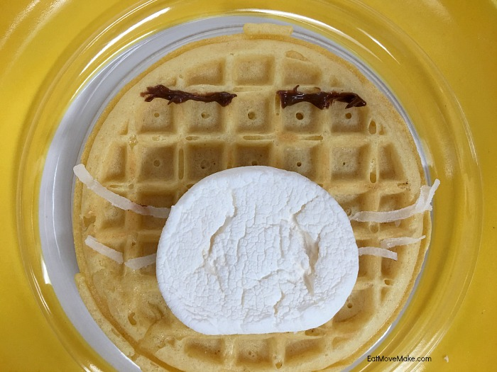 Eggo waffle emoji - Eggoji - sick