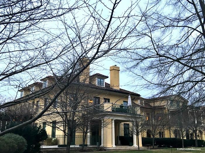 Keswick Hall - Keswick Virginia