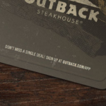 Outback App Makes Dinner Even Easier + $50 GC Giveaway