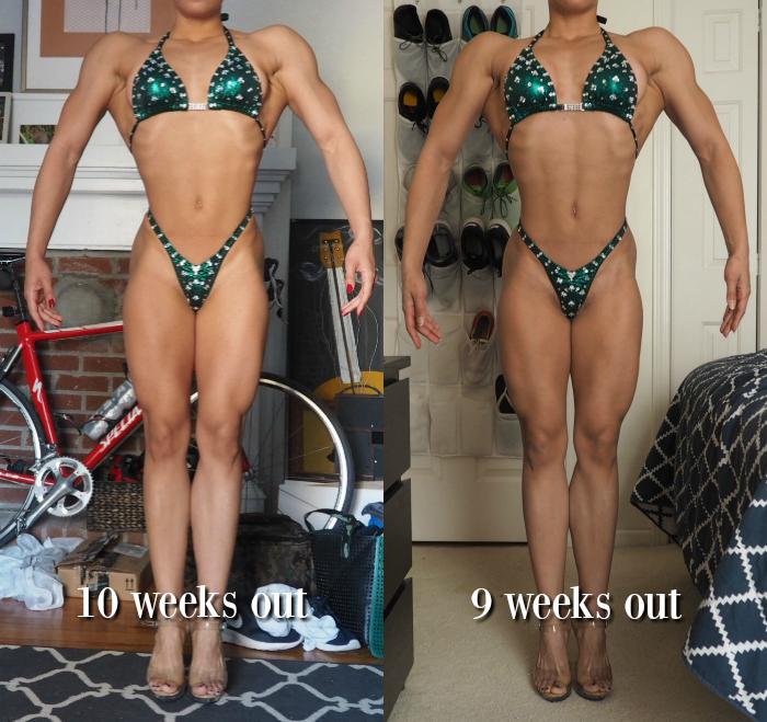 Pro Prep Diaries 10-9 weeks