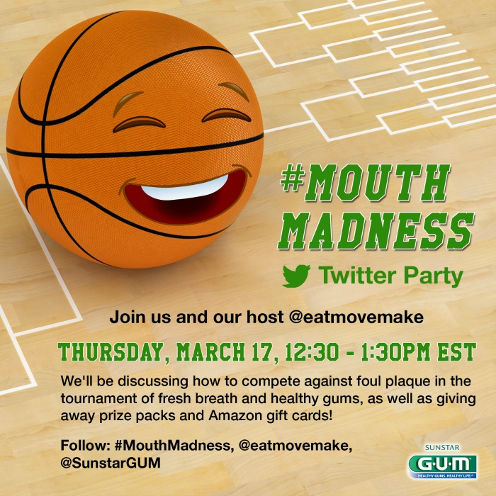 Sunstar #MouthMadness Twitter Party