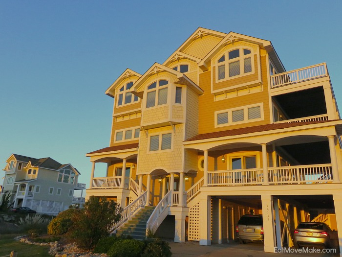 Walkin' On Sunshine beach house in Avon - Outer Banks