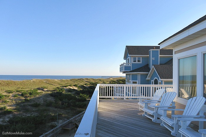 Walkin' On Sunshine - beach house rental Avon - Outer Banks