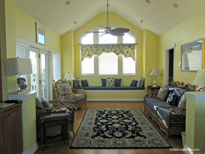 Walkin' On Sunshine rental home in Outer Banks