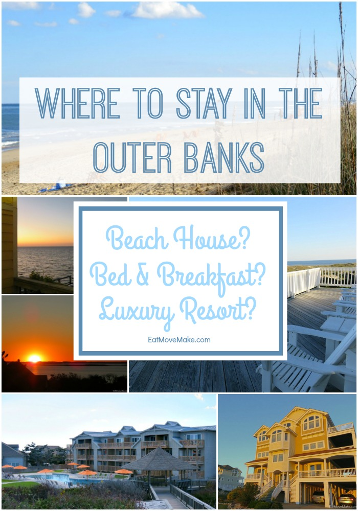 Where To Stay in The Outer Banks - Beach House Bed & Breakfast Luxury Resort