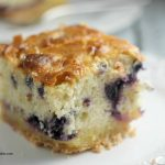 Blueberry Lemon Coffee Cake