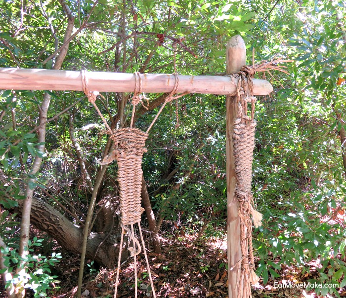how to make cordage - Roanoke Island Festival Park