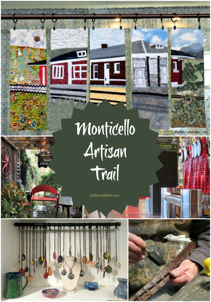 Monticello Artisan Trail - Virginia