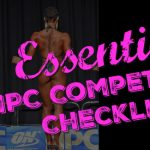 Pro Prep Diaries: Essential Competition Checklist