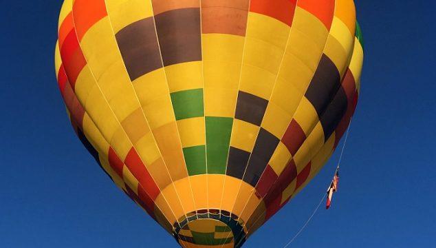 hot air balloon ride - Longview Texas - Balloon Adventures USA