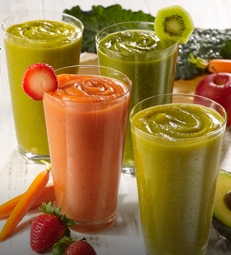 smoothie king veggie blend smoothies
