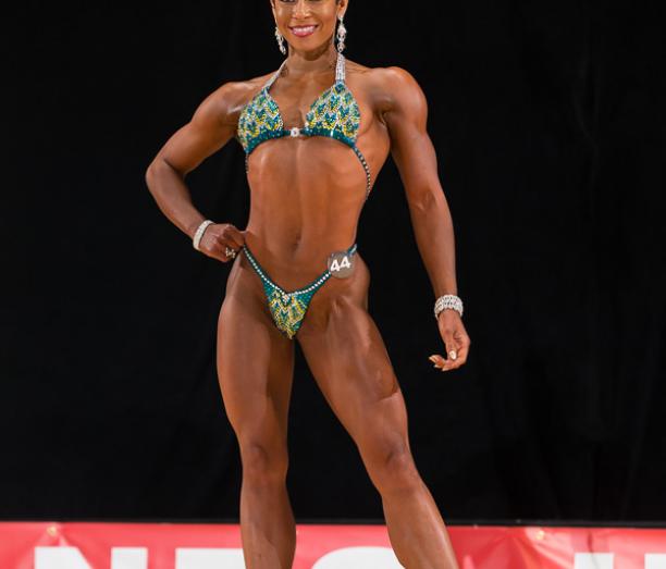 Chanelle Smith IFBB Figure