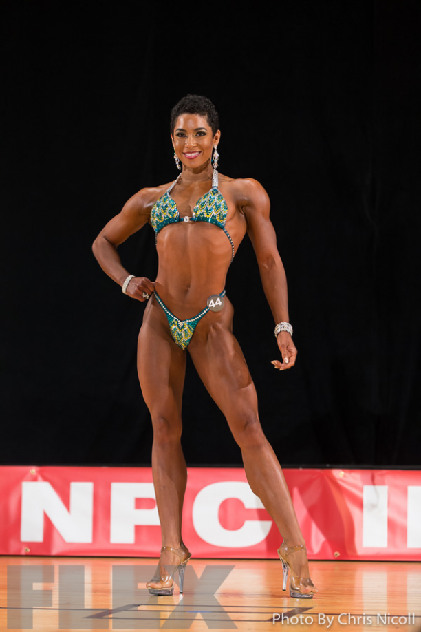Chanelle Smith IFBB Figure