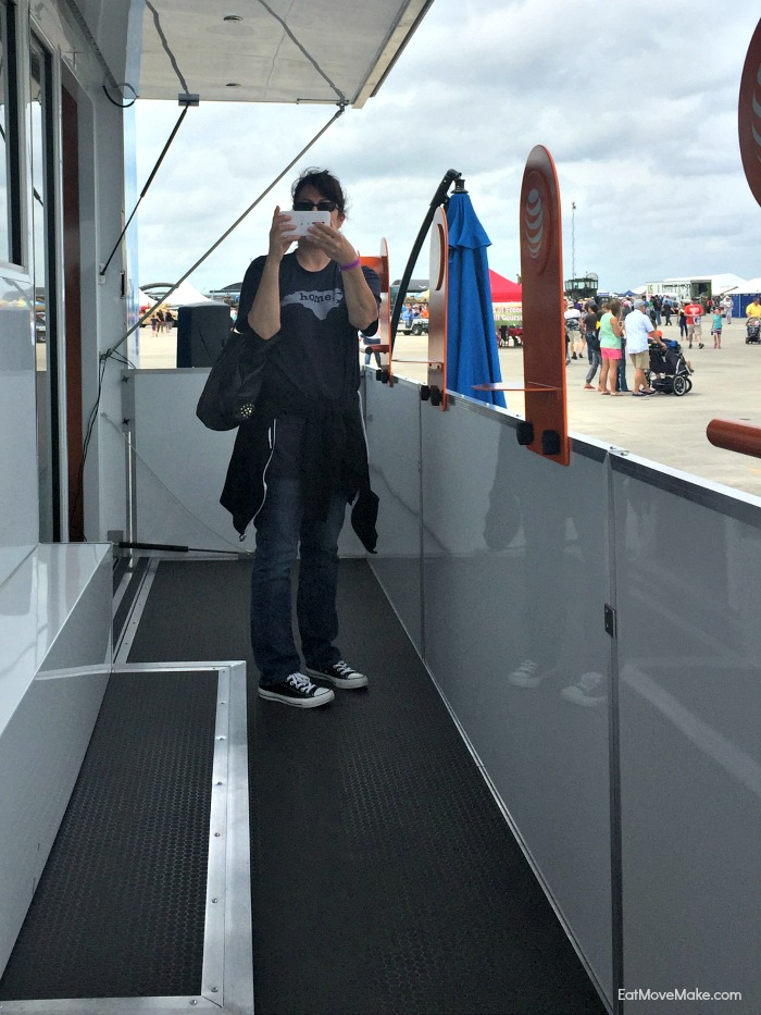 AT&T GoPhone Booth - Cherry Point Air Show