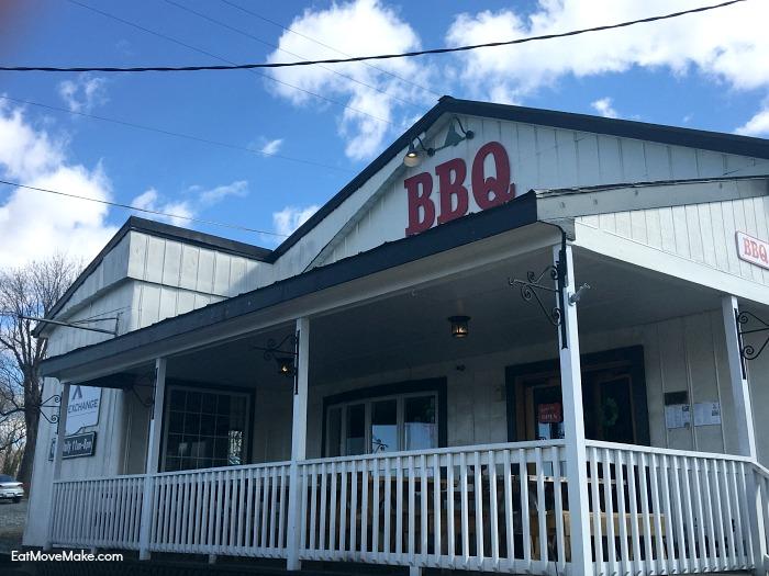 BBQ Exchange Gordonsville Virginia